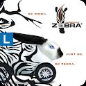 Fahrschule Zebra icon