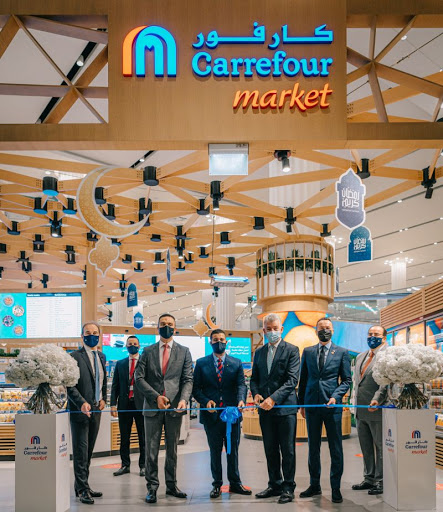 """One stop shop"" Carrefour opens first grocery outlet at DXB"