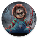 Scary Doll Halloween Theme - Wallpapers and Icons 1.0.5