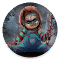 Scary Doll Halloween Theme - Wallpapers and Icons 1.0.3 Apk