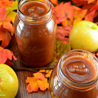 Crock-Pot Apple Butter