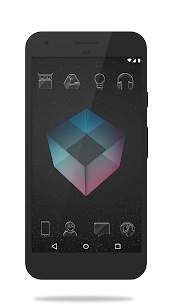 Glass Pack – Transparent Theme (Pro Version) 3.2.3 Patched Latest APK Free Download 4