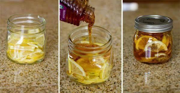 Bulgarian Penicillin Tea (cure For Colds/throats) Recipe