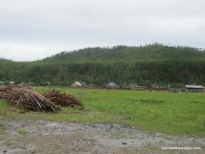 Photo: Another rainy, barnswallowless village