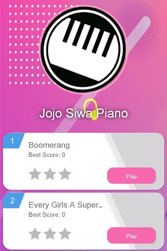 Télécharger New Jojo Siwa Piano Tiles 3 apk mod screenshots 1