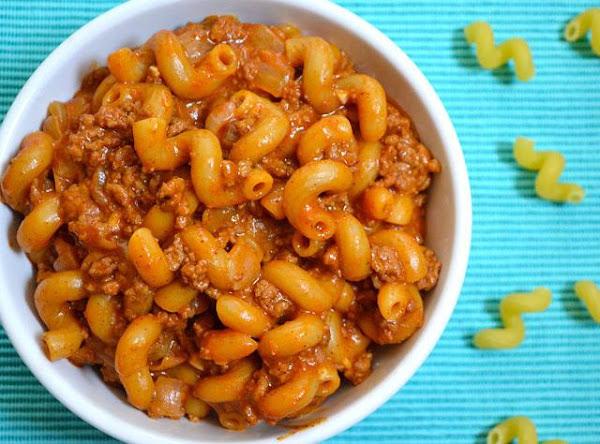 Beefy Pasta Recipe