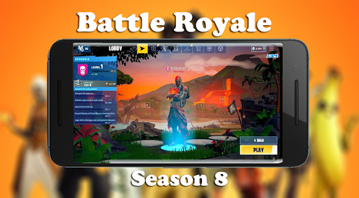 Battle Royale Season 8 HD Wallpapers 1.1.1 screenshots 1