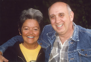 Photo: Phyllis & Dick Grimm circa late 1980's.