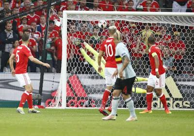 Mauvais souvenir: l'UEFA rediffuse l'un des pires souvenirs de l'histoire des Diables Rouges
