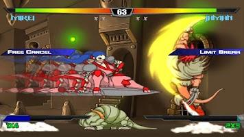 Screenshot of Slashers: Intense 2D Fighting