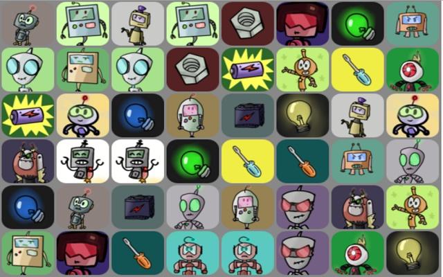 Favorite game [robo-space.com]