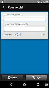 Commercial Bank for Android- screenshot thumbnail