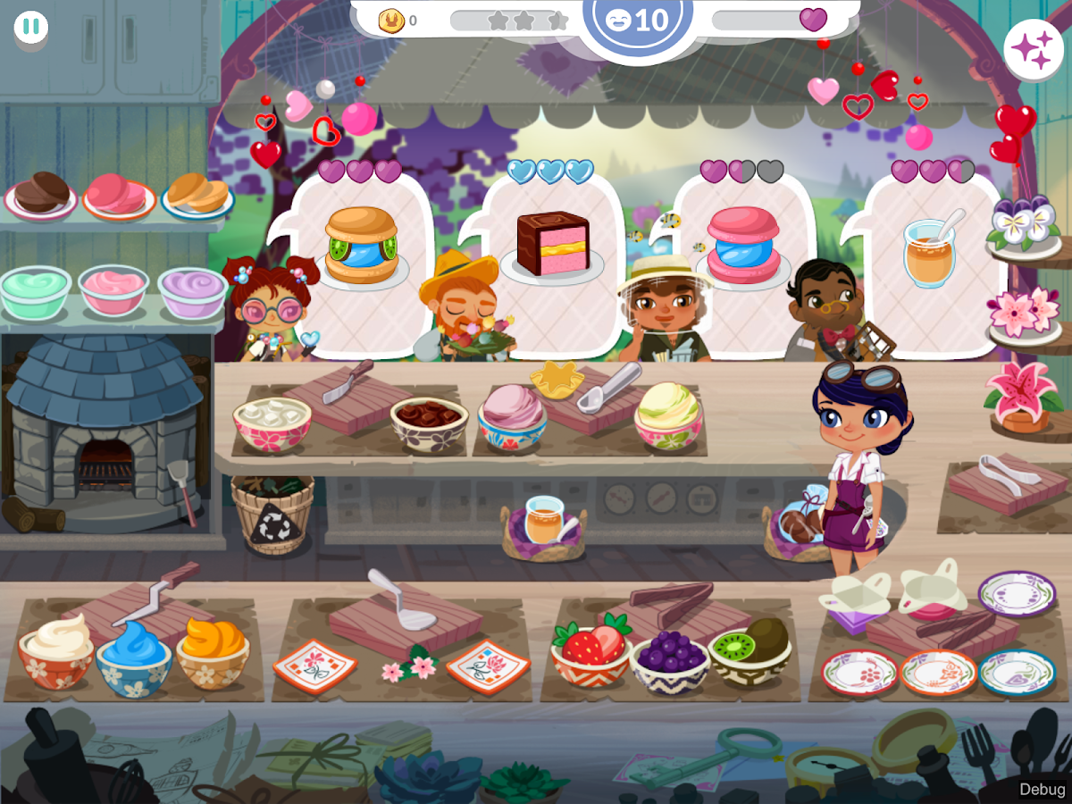 Bakery Blitz: Cooking Game- screenshot