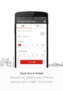 AbhiBus – Online Bus Ticket Booking, Hotel Booking 2