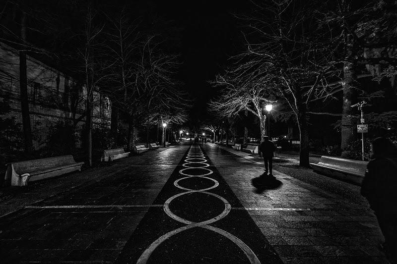 Passeggiata notturna di Matteo90