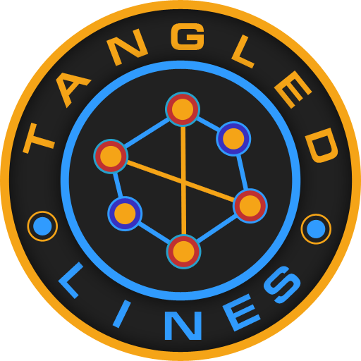 Tangled Lines (untangle the lines)