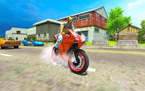 Police Motorbike Driver  screenshots 2
