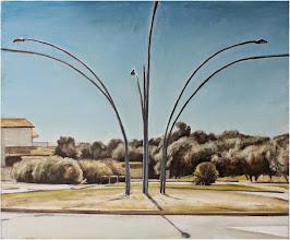 """Photo: """"Rotonda 2"""", 54cm x 65cm, 2014"""