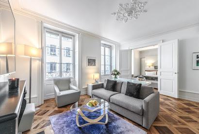 Rue Philippe Plantamour Serviced Apartment, Les Paquis