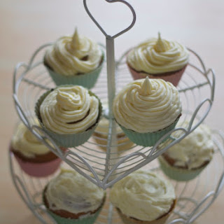Earl Grey and Lemon Cupcakes