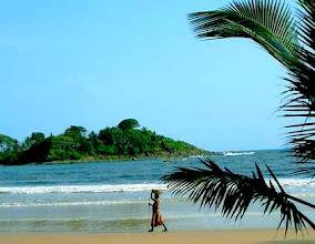 Photo: Ezile Bay, western region, Ghana