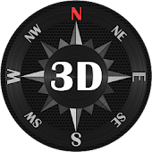 3D Compass for Wear