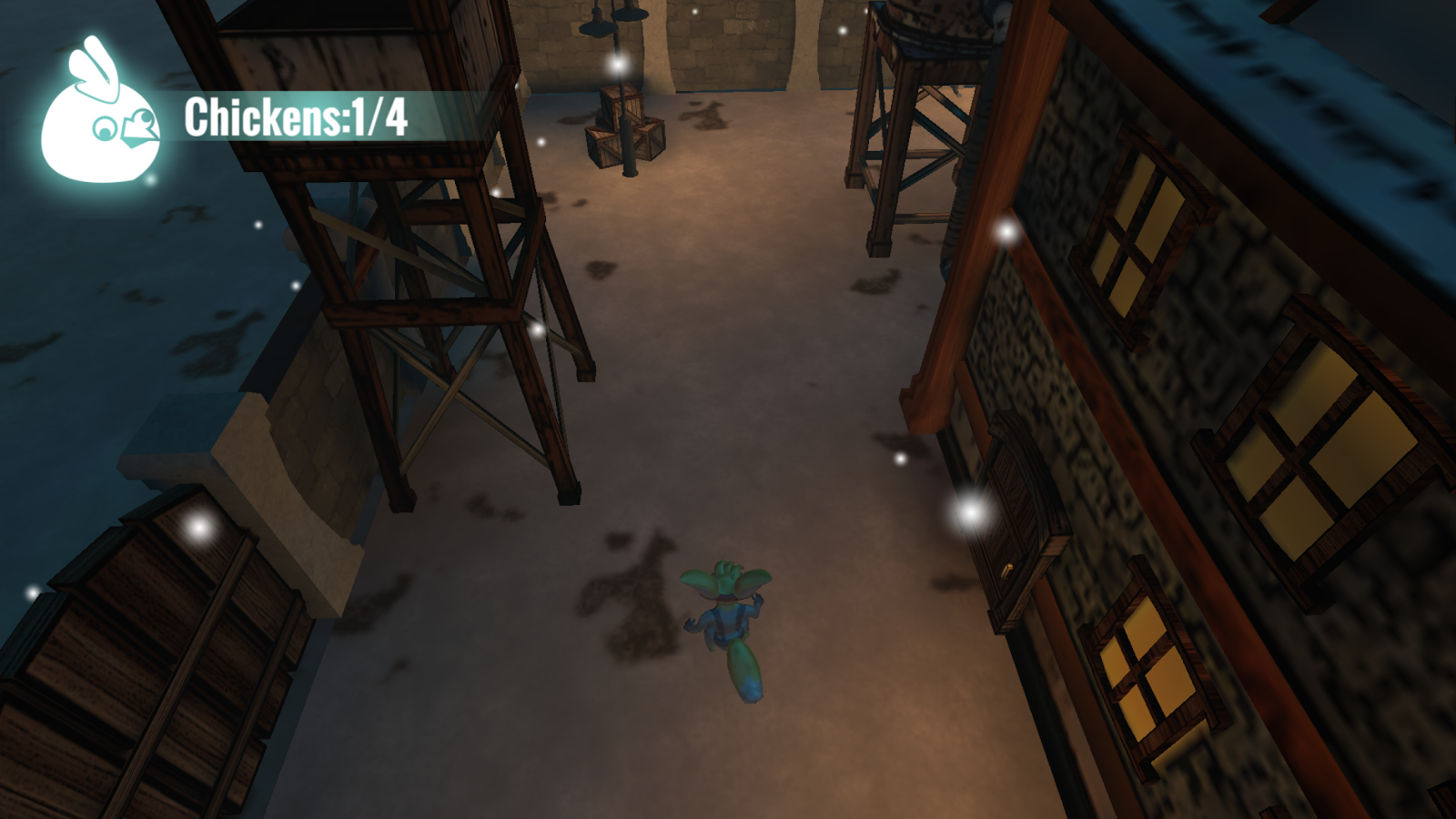 Out Foxed: Operation Stealth- screenshot
