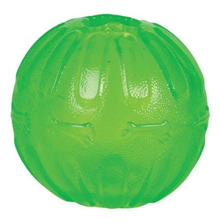 Starmark Funball Grön Medium/Large 9cm