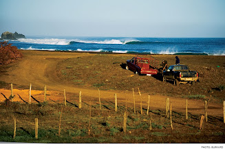 Photo: Photo of the Day: Chile. Photo: Burkard #Surfer #SurferPhotos