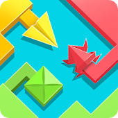 Origami.io - Paper War icon
