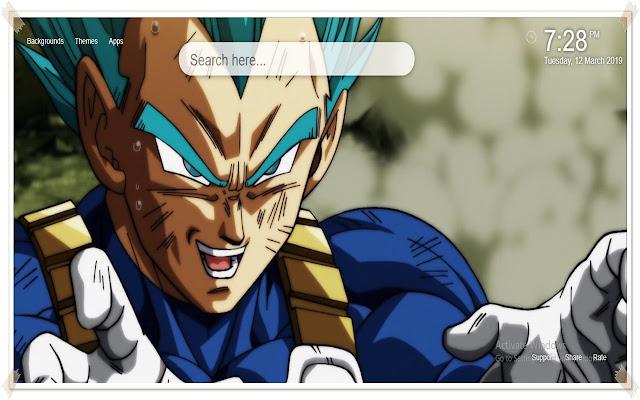 Vegeta Dragon Ball Z HD Wallpaper