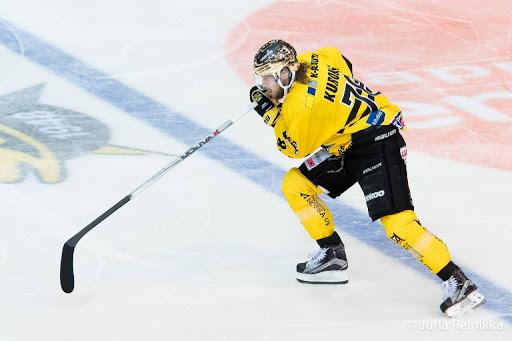 Mikael Kuronen palasi tänään harjoituksiin mukaan.
