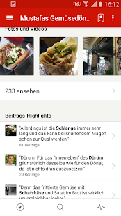 Yelp – Miniaturansicht des Screenshots