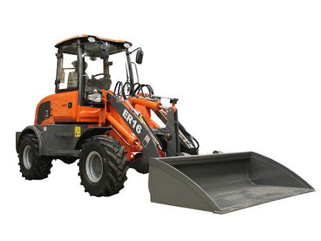 Everun ER16 | 4x4 | 50hk | Lyfter 1600kg