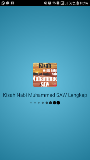 Kisah Nabi Muhammad SAW 1.4 screenshots 1