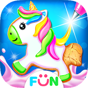 Unicorn Cookie Maker – Bake Cookies Games