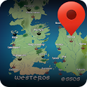 Map for Game of Thrones PRO icon