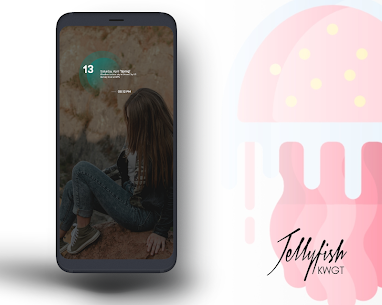 Jellyfish KWGT 3.5 Paid Patched Latest APK Free Download 5
