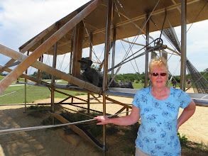 Photo: Wright Brothers National Memorial