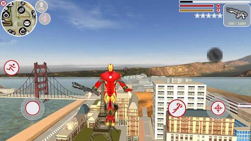 Super Iron Rope Hero screenshot 6