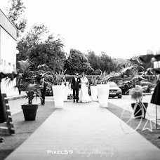 Wedding photographer Juanjo Ruiz (pixel59). Photo of 20.02.2018