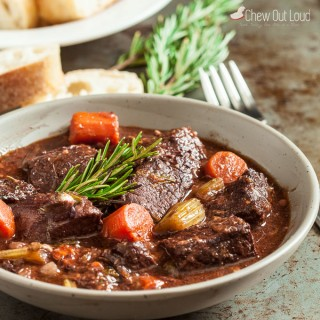 Tuscan Style Beef Stew