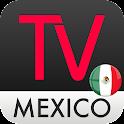 Mexico Live TV Guide icon