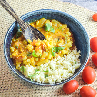 Sweet Corn Curry Recipes