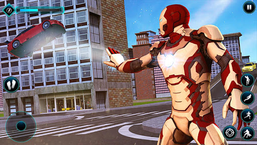 Infinity Future Battle - Immortal Gods Fight War 1.0 6