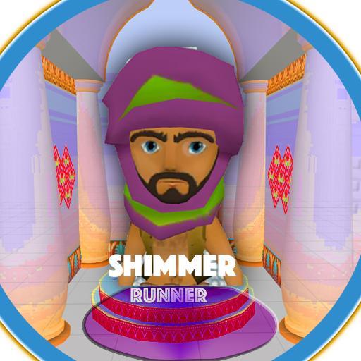 Shimmer Prince : Runner Game (game)