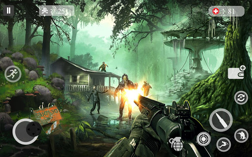 FPS Special Forces Strike Zombie Survival Games 1.0 {cheat|hack|gameplay|apk mod|resources generator} 2