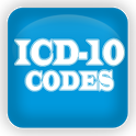 ICD 10 Codes 2012 Free icon