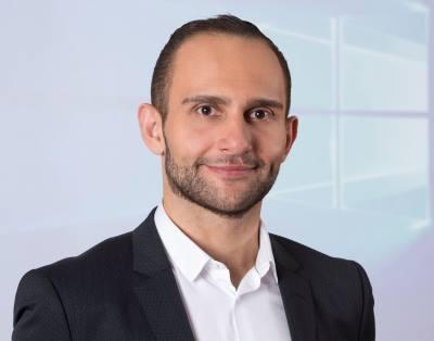 Milad Aslaner, Senior Director, Cyber Defence Strategy, SentinelOne.