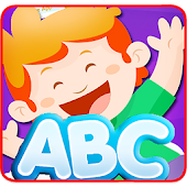 Education letters ABC for kids